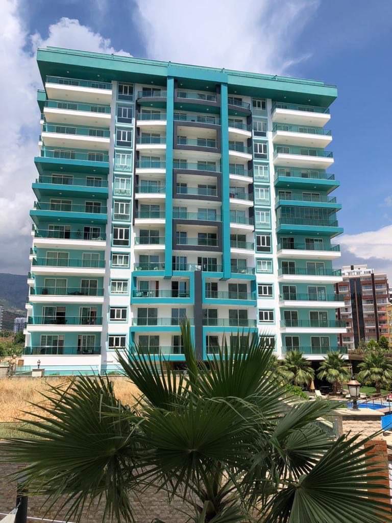 (Русский) Квартира в Аланье, Турция, 125 м2